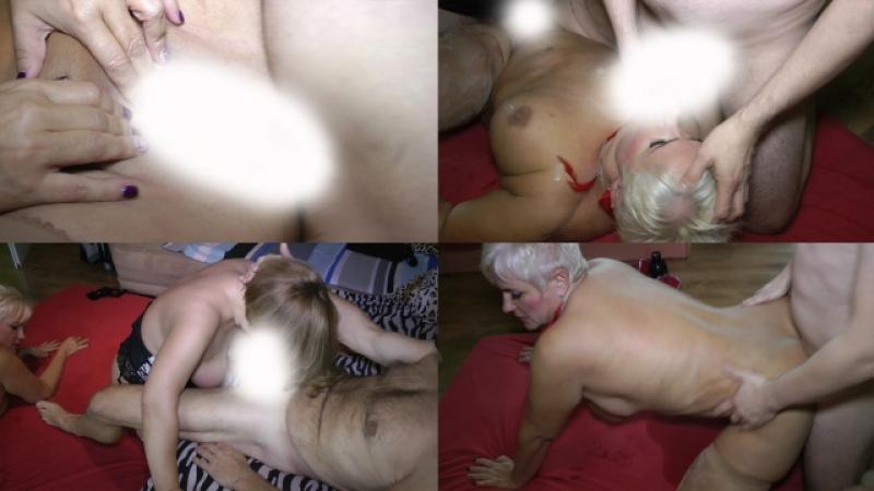 geiler Gruppensex mit zwei versauten Mädels - 2.Teil