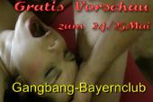 Gratistrailer Gangbang am 24. und 25.Mai